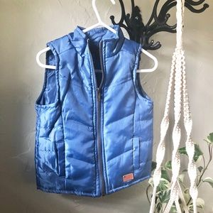 7 for all mankind insulated vest